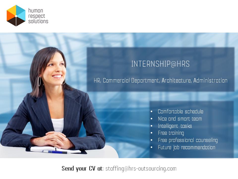 Internship@HRS