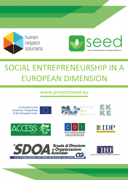 afis a3 Social Entrepreneurship in a European Dimension hg-01